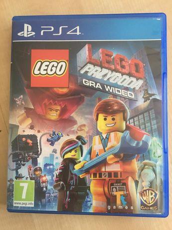 Lego Przygoda Gra Wideo PS4