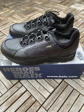 buty HAIX Dakota Low GTX czarne OKAZJA gore-tex rozmiary policja wojsk