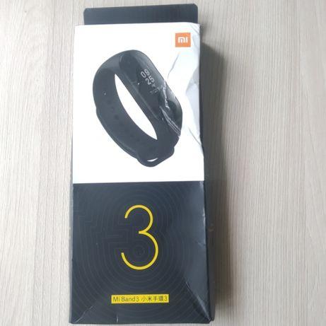 Фитнес-браслет Xiaomi Mi Band 3 Global Version новый