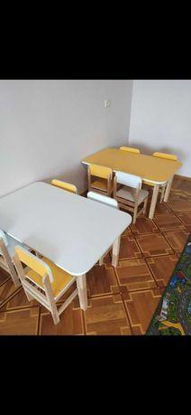 стол детский, столик для детского сада