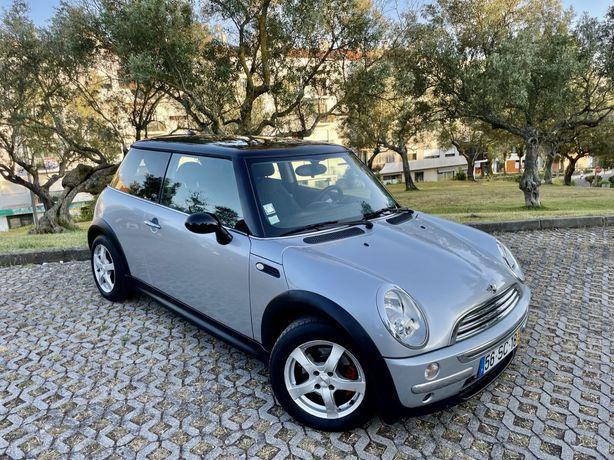 Mini one D Seven edition 1.4d 90cv Rigorosamente novo