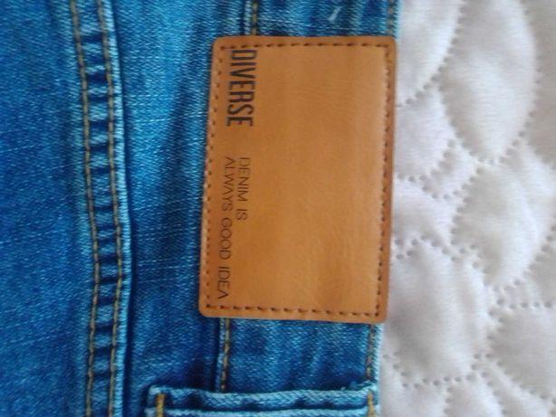 Spodnie dżinsowe Diverse