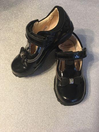Buty dzieciece Clarks