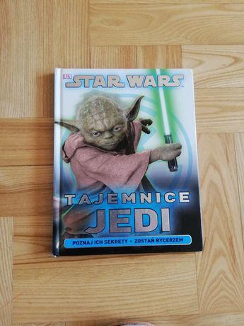 Książka Star Wars Tajemnice Jedi