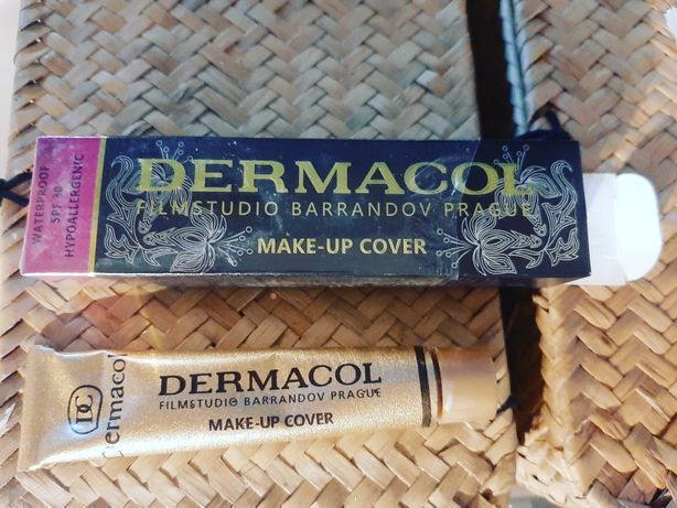 Dermacol make up za ptasie mleczko