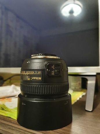 Объектив Nikkor AF-S 50mm.1.4G