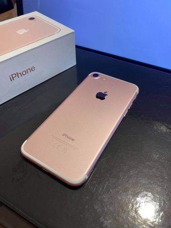 iPhone 7 różowy