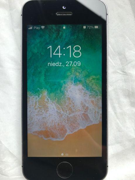 iPhone SE 128GB gwiezdna szarość