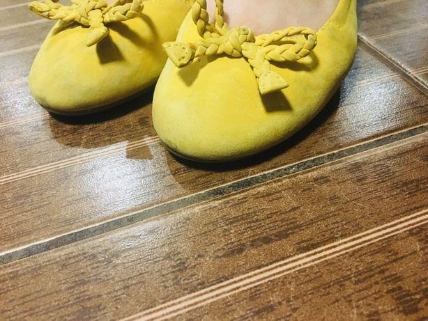 Балетки Unisa Испания туфли для девочки