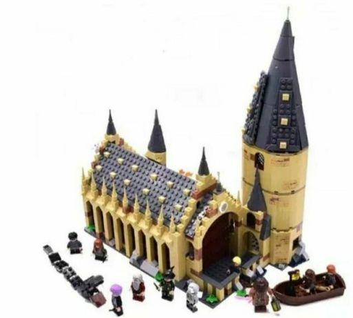 Klocki Harry Potter Wielka Sala w Hogwarcie zamek