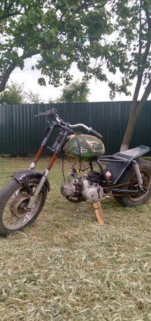 Мотор Байк 110 кубов