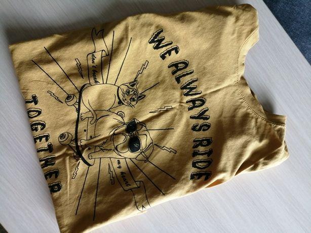 Koszulka Bershka