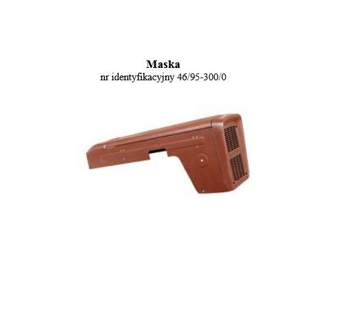 Maska C360 3p komplet Ursus C-360 MOCNA BLACHA