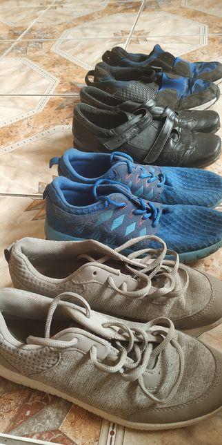 Buty buciki dla dziecka dziewczynki rozmiar 35.5 36 zestaw wysyłka