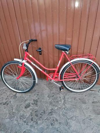Rower Polski Romet na kołach 26 cali