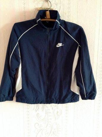 Куртка, олимпийка Nike 10-12 лет