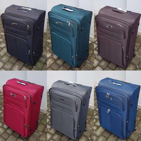 100 % polyester FLY 8279 Польща валізи чемоданы сумки на 4  колесах