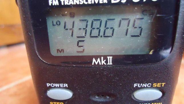 Alinco dj-596 marks 2 dual band