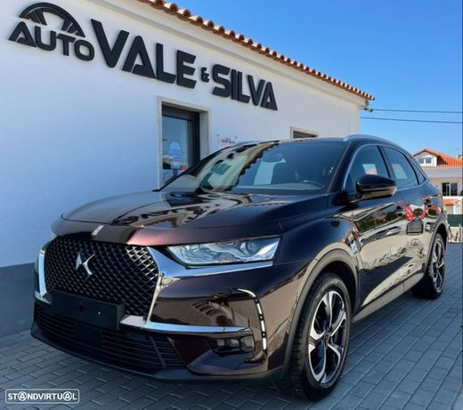DS DS7 Crossback 1.5 BlueHDi Be Chic J18