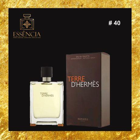 Perfume Hermès Terre D'Hermes
