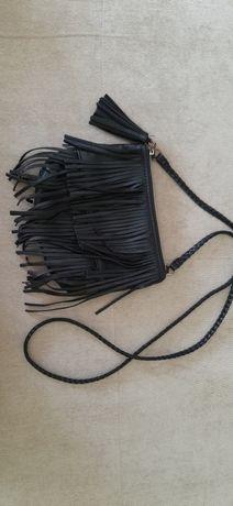 Torebka czarna mala H&M