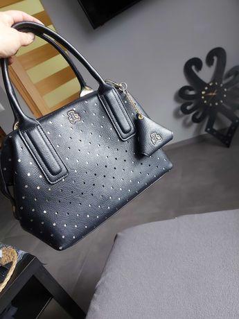 Czarna torebka LuluCastagnette