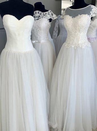 Распродажа новых свадебных платьев!