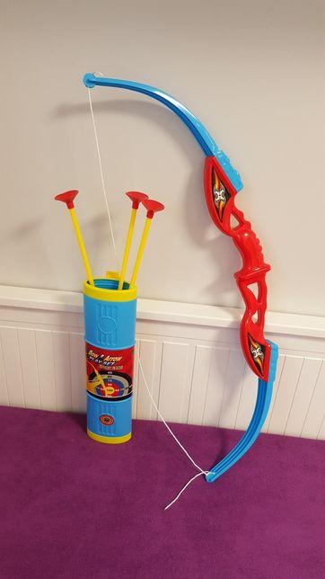 Łuk + 3 strzały dla dzieci