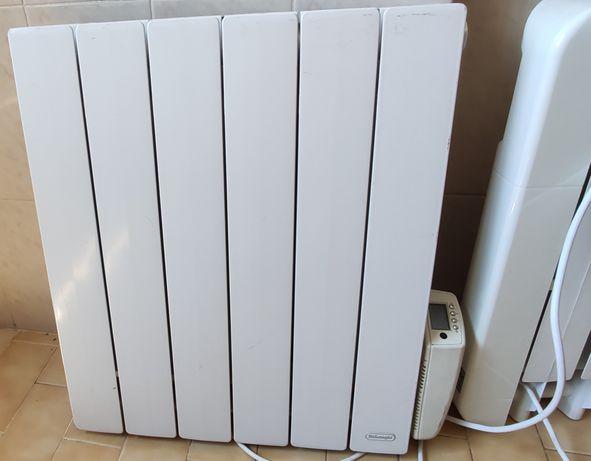 Emissores térmicos de parede (aquecedores)