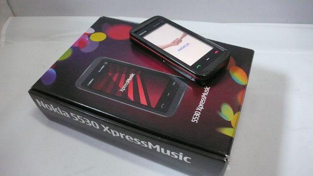 Nokia 5530 XpressMusic unikat z kartonikiem