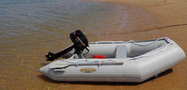 Barco c/motor OceanBay