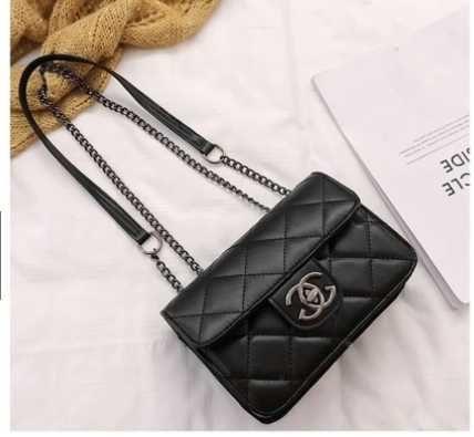 Сумка женская Medium Black  Шанел