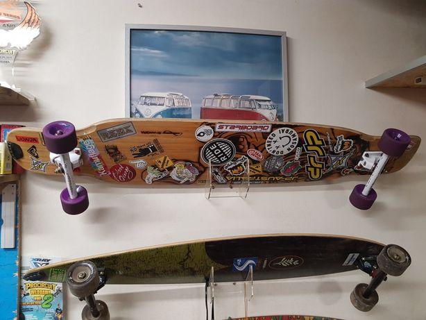 Wieszak uchwyt na longboard deskę skateboard snowboard