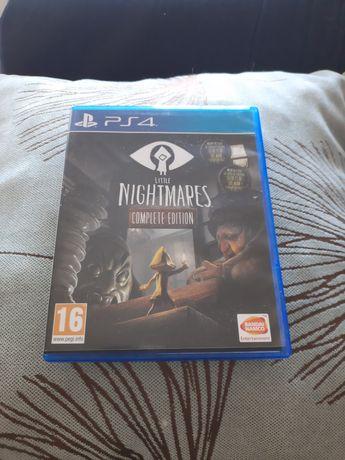 Jogo Little Nightmares Playstation 4 (PS4)