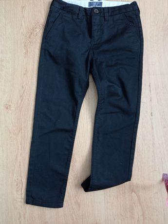 Spodnie czarne dziecięce Reserved 134