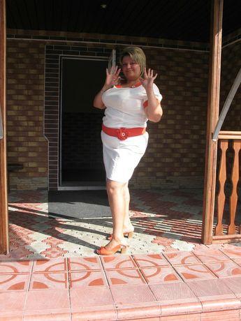 Платье,плаття батал
