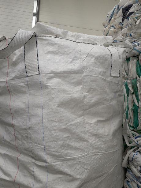 BIG BAG BAGI worki bigbag uzywane czyste 85x100x159 cm