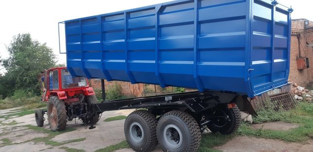 Причіп тракторний НТС 16