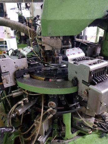 Matec MONO 4C 160 V60 ROSSO Maszyny skarpetkowe Maszyny do skarpet!