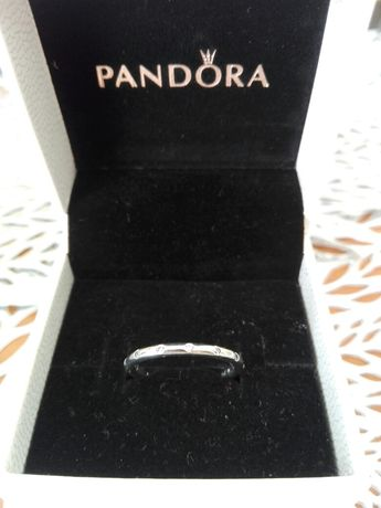 Nowy oryginalny pierścionek Pandora r.50