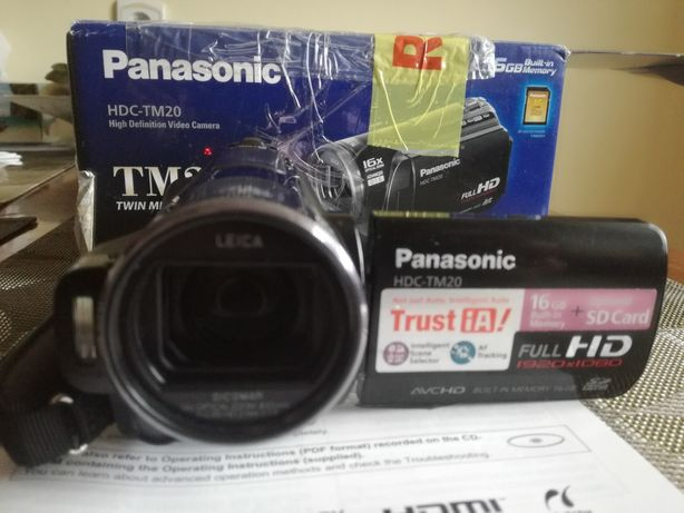 Kamera Panasonic HDC-TM20