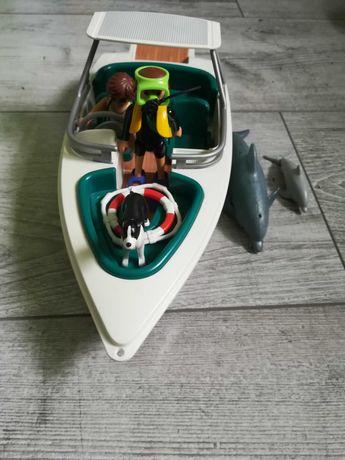 Playmobil motorówka