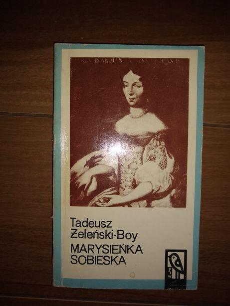 Marysieńka Sobieska - Tadeusz Żeliński-Boy