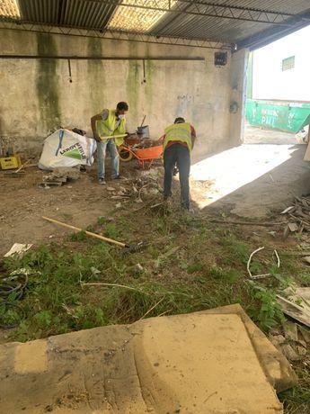 Carioca entulhos!Demolição,mobília fora,limpeza terrenos,arrecadações