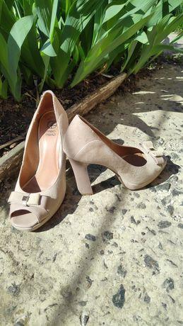 Туфли кожа  Fabio