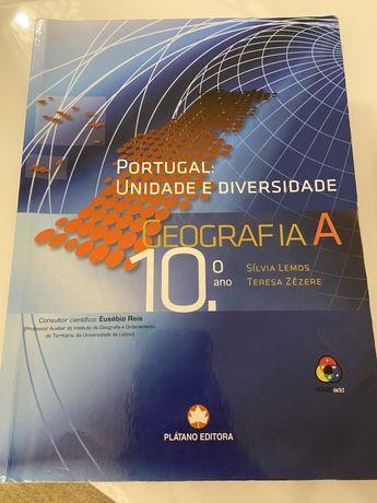 Manual de Geografia 10°ano