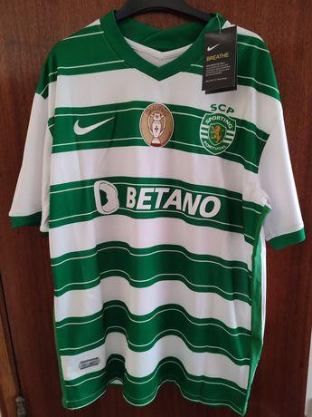 Camisola Sporting clube de Portugal oficial