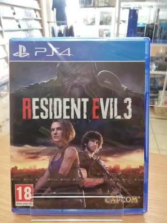 PS4 Resident Evil 3 Remake PL Nowa Playstation 4
