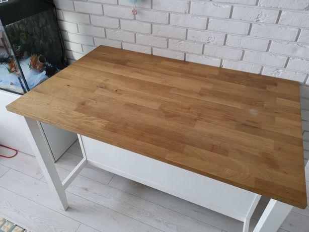 Wyspa kuchenna Stół Ikea brązowy