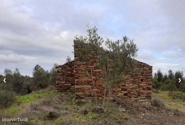 Terreno com ruína - Castelo Branco